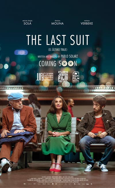 Image result for the last suit movie